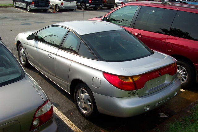 2002 saturn sc2 2 dr coupe manuals
