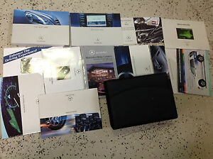 mercedes s class w220 owners manual
