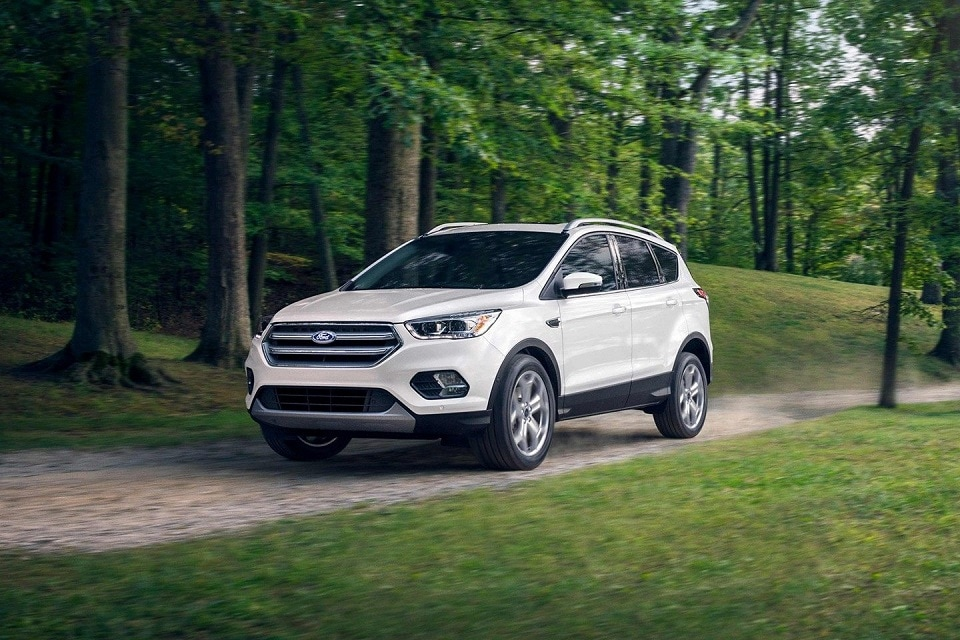 ford escape 2019 owners manual