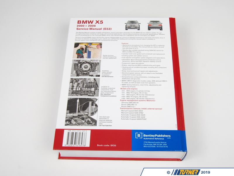 2000 bmw x5 owners manual