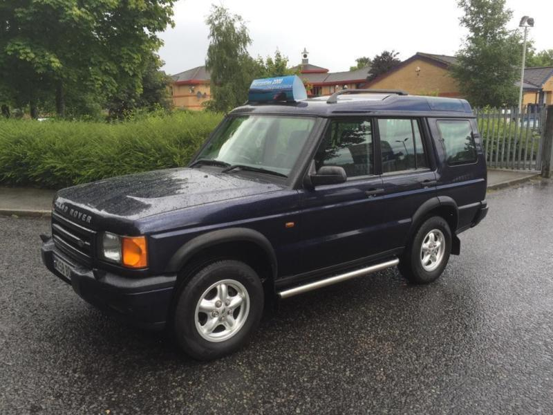 2000 land rover discovery 2 service manual